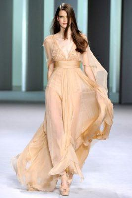 шифоновые платья
