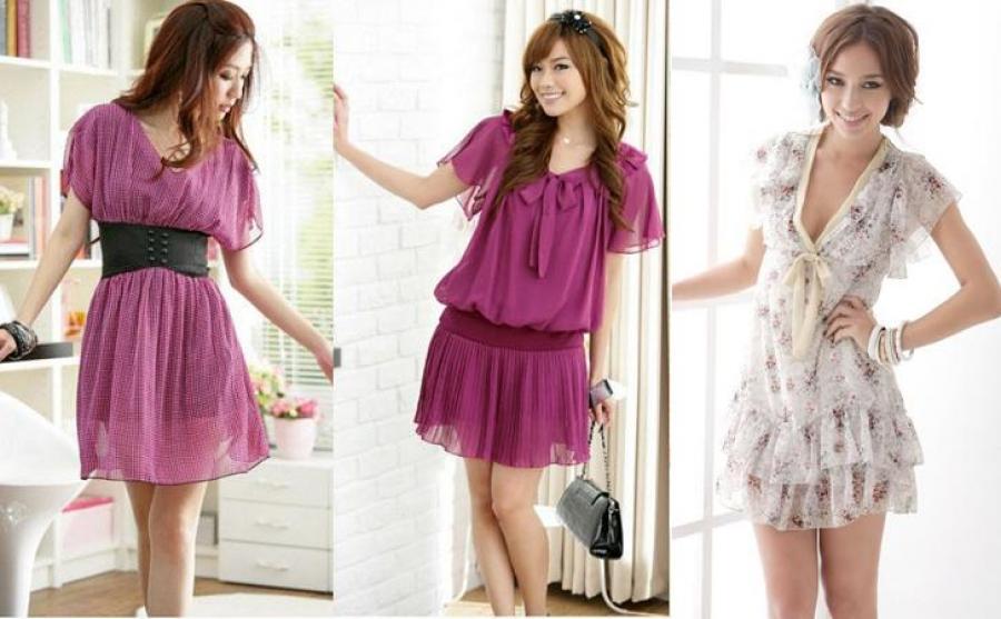 Женские шелковые летние платья своими руками