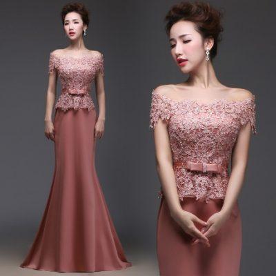 61bc65aa5a5 Вечернее платье на свадьбу для гостей и родственников