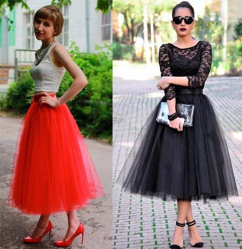 493ef5f827990f4 Пышная юбка - тренд сезона какую выбрать