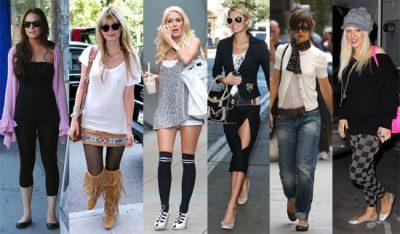 мода улицы