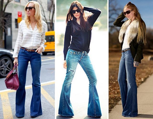 женские джинсы,