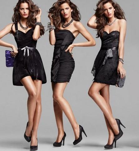 dd97520dfa6c Маленькое чёрное платье классика стиля