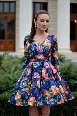 Летнее платье 2016