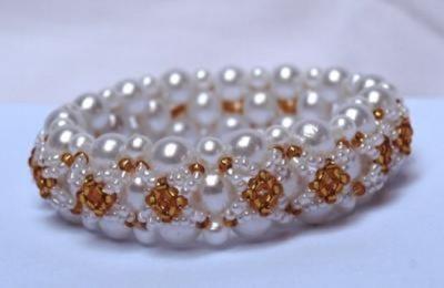 бисерные браслеты