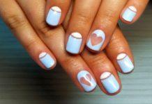 идеи маникюра на короткие ногти