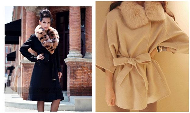 красивые женские зимнее пальто фото