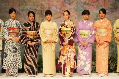 женские кимоно