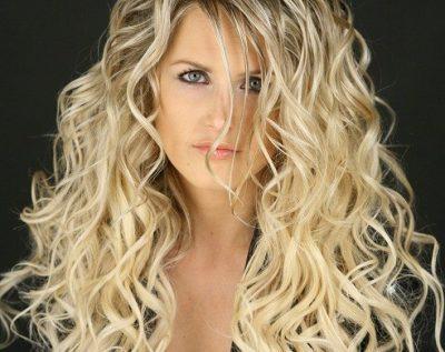 Химзавивка волос