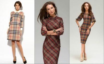 30cce078956 Модные платья осеннего сезона 2016 - основные тенденции