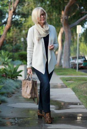 Модно одеваться женщине