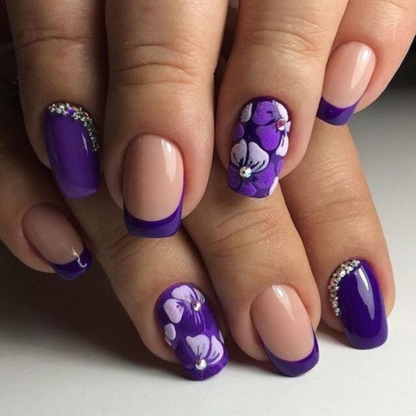 Дизайн ногтей 2017