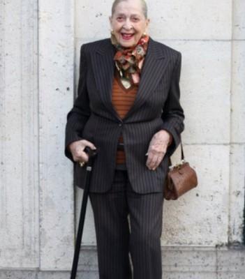 Как одеваться в зрелом возрасте