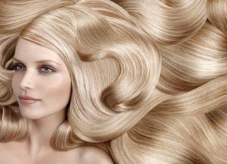 Окрашивание волос в светлые тона