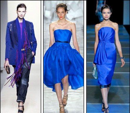 Синий-цвет