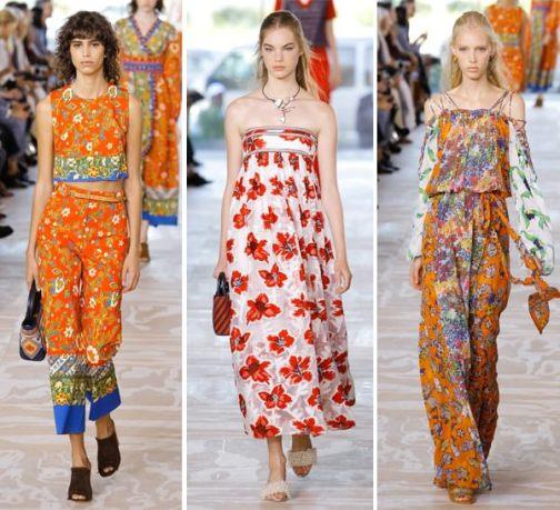 301408a7cf1 Модные платья на лето - какие новинки на подиумах