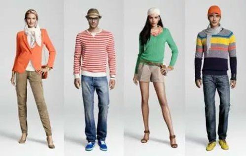 одеваться стиль кэжуал
