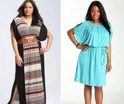 d6a91a0234cdc Пляжное платье для полных женщин - как выбрать правильно