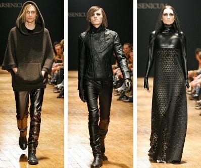Готическая одежда