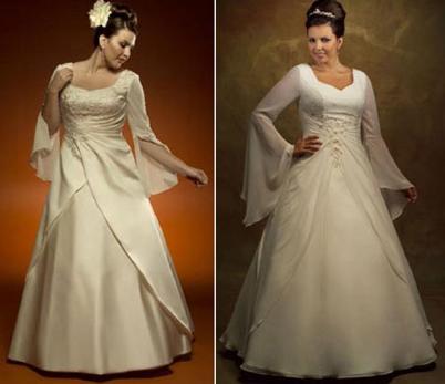 Свадебные наряды