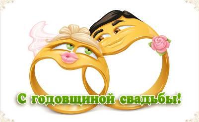 как называются годовщины свадьбы