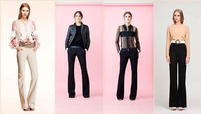 брюки классика