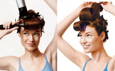 как уложить волосы