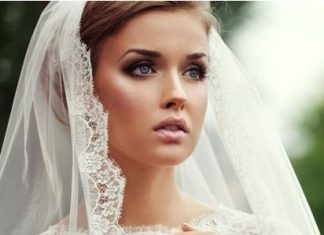 Свадебный макияж невесты