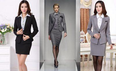 модные костюмы для женщин