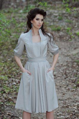 платья классика