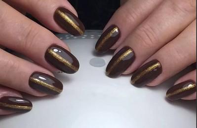 Шоколад с золотом