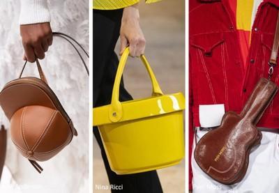 сумки необычной формы